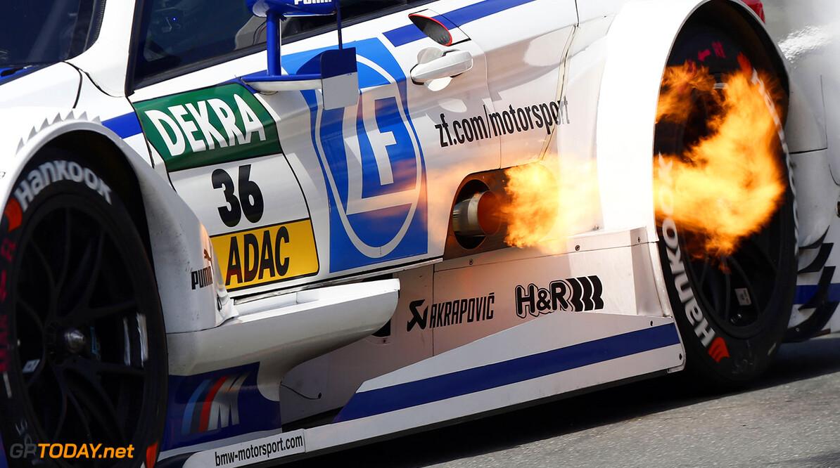 #36 Maxime Martin, BMW M4 DTM