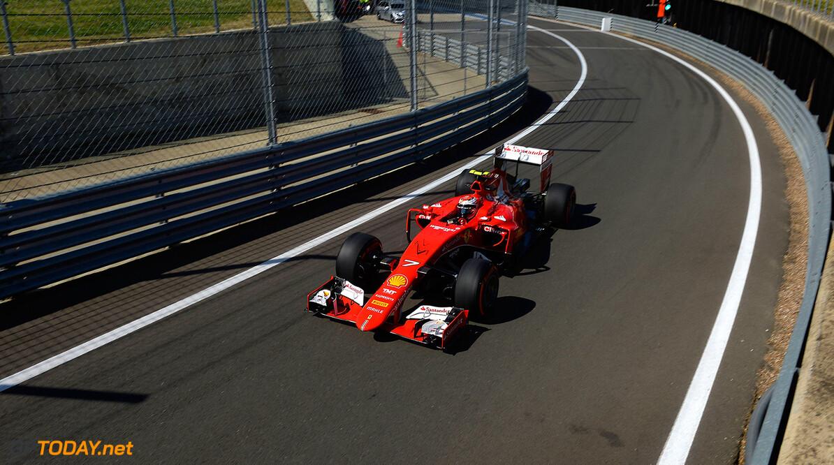 Raikkonen not ruling out F1 beyond 2016