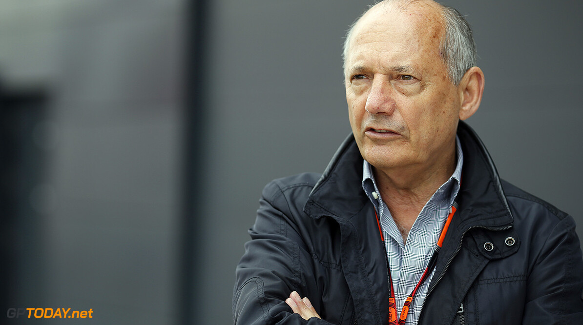 Ron Dennis: Title sponsors are history