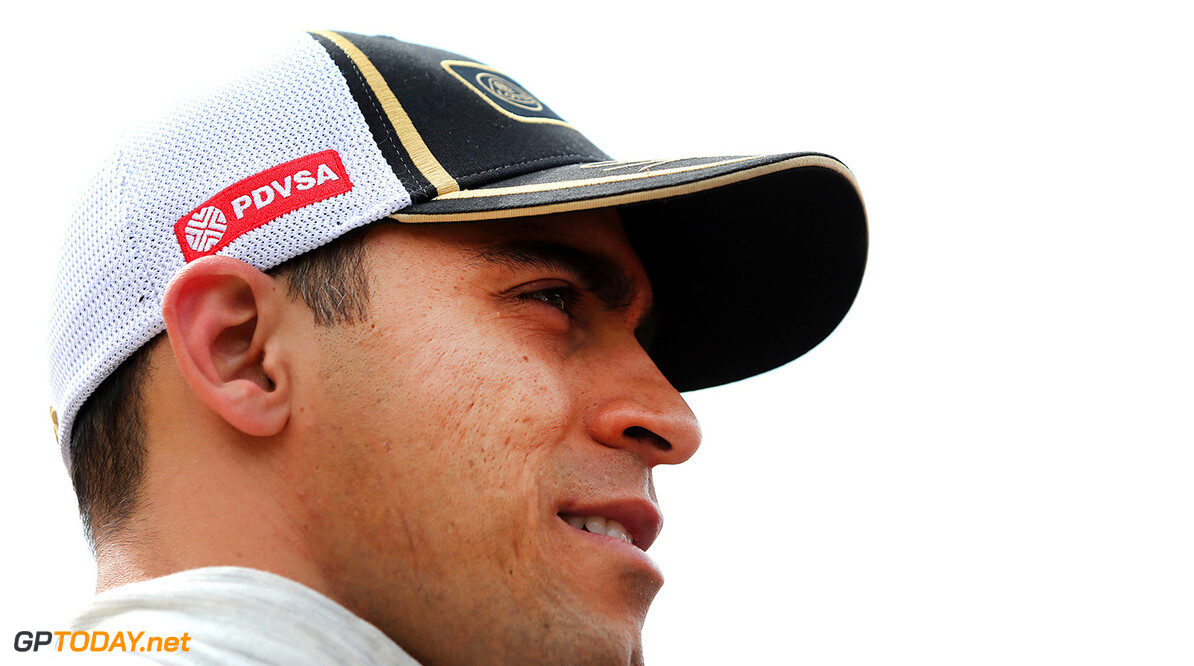 Formula One World Championship Pastor Maldonado (VEN) Lotus F1 Team.