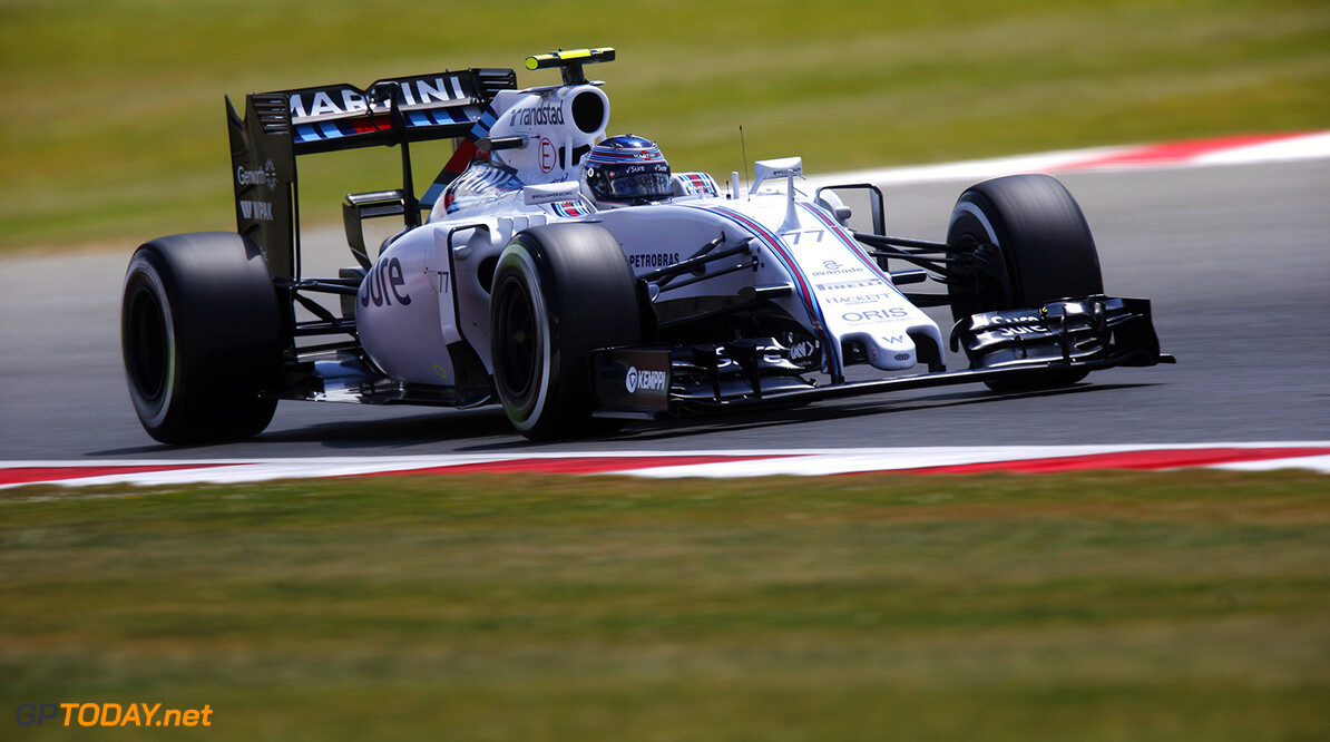 Silverstone, Northamptonshire, England.