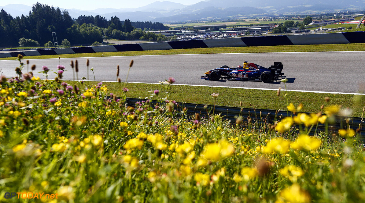 02 STONEMAN Dean (GBR) Dams (FRA) action during the 2015 Formula Renault 3.5 race at Red Bull Ring, Spielberg, Austria, from July 10th to 12th 2015. Photo DPPI / Florent Gooden. Auto - Fr 3.5 race at Red Bull Ring 2015 Florent Gooden Spielberg Austria  AUTO CAR FR FR 3.5 Formule Renault MONOPLACE Motorsport Race UNIPLACE WSR World Series by Renault