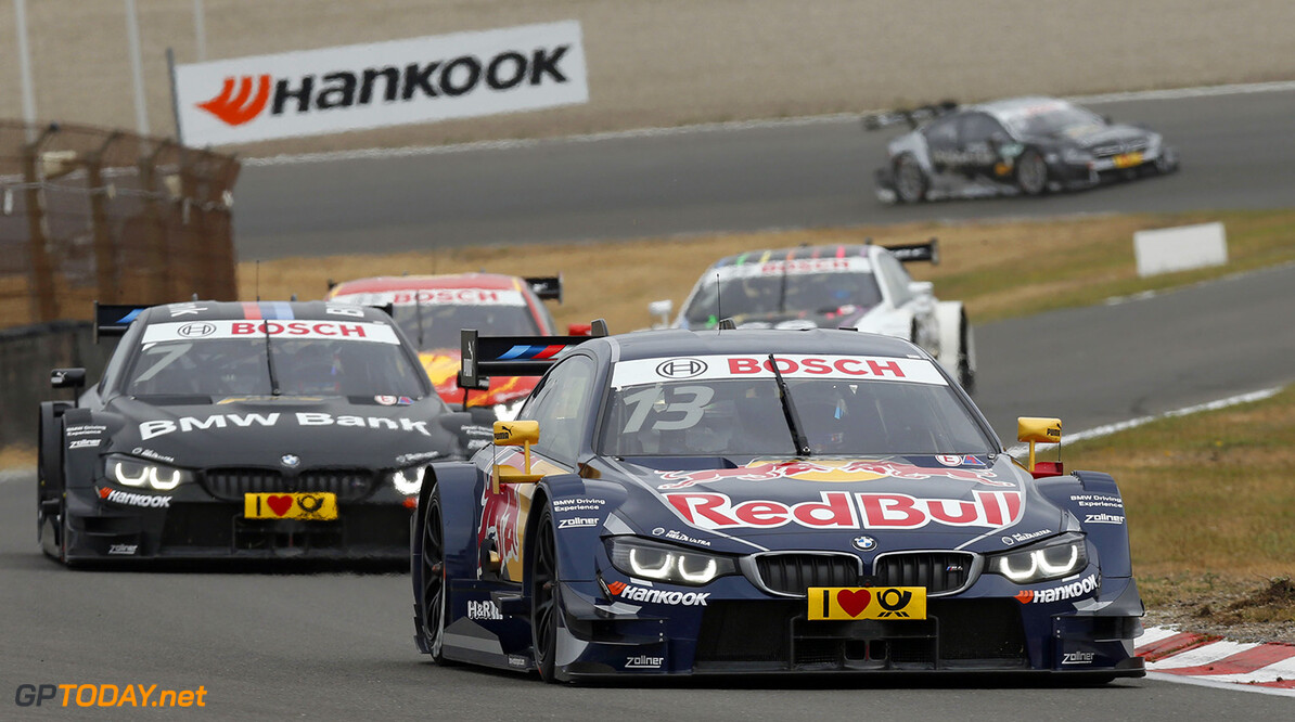 #13 Antonio Felix da Costa, BMW M4 DTM, #7 Bruno Spengler, BMW M4 DTM