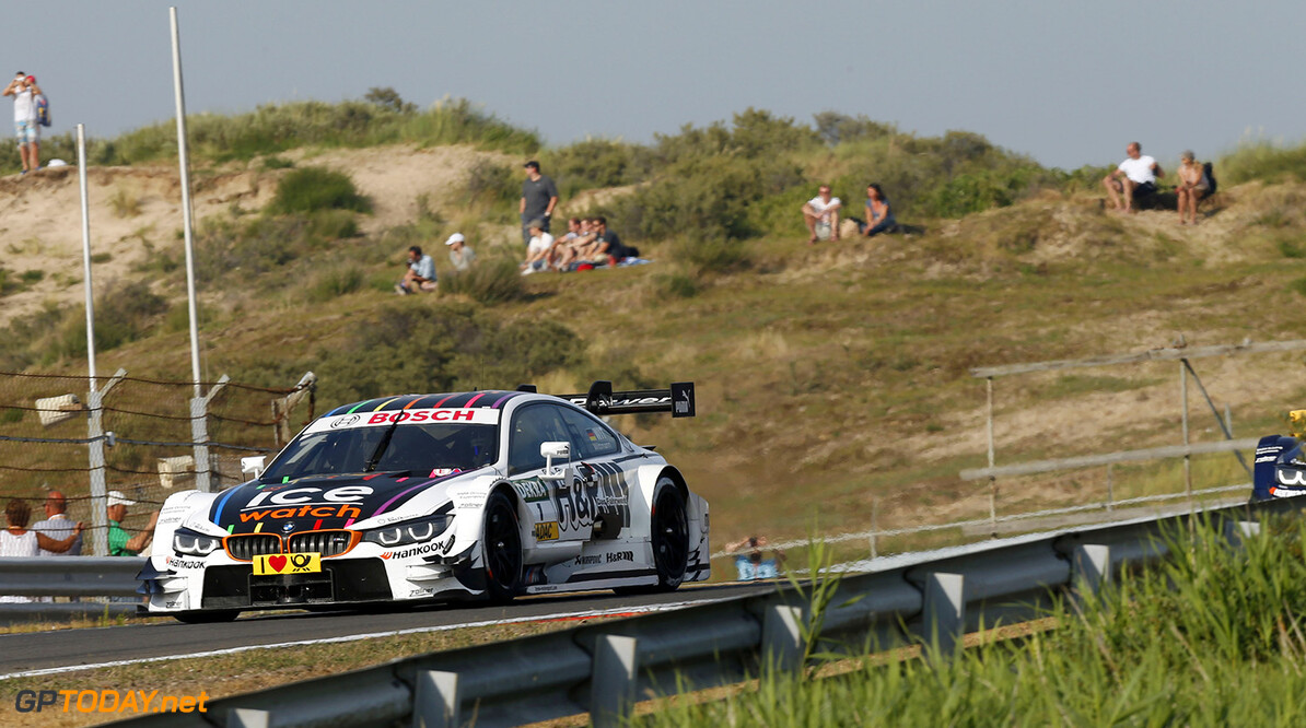 #1 Marco Wittmann, BMW M4 DTM