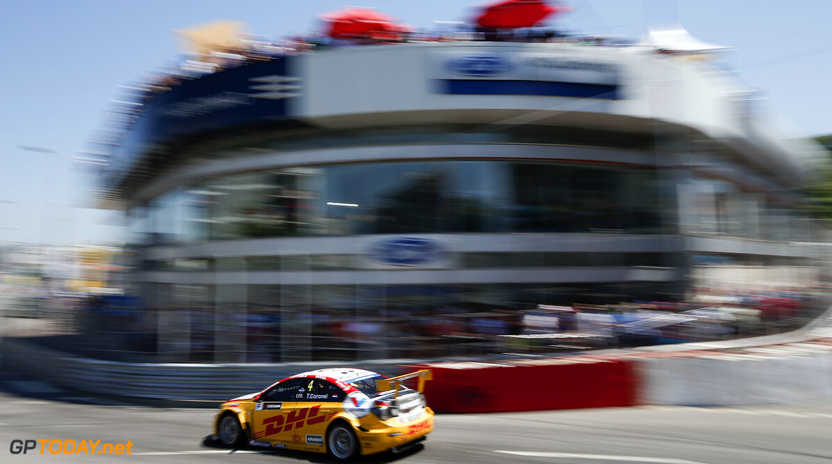 04 CORONEL Tom (ned) Chevrolet Cruze team Roal motorsport action during the 2015 FIA WTCC World Touring Car Championship race of Portugal, Vila Real from July 10th to 12th 2015. Photo Alexandre Guillaumot / DPPI. Auto - WTCC Portugal 2015 Alexandre Guillaumot    Auto CHAMPIONNAT DU MONDE CIRCUIT COURSE FIA Motorsport TOURISME WTCC