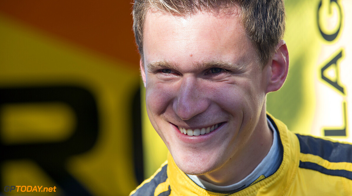 CATSBURG Nicky (ned) Lada Vesta team Lada Sport Rosneft portrait ambiance during the 2015 FIA WTCC World Touring Car Championship race of Portugal, Vila Real from July 10th to 12th 2015. Photo Jean Michel Le Meur / DPPI. Auto - WTCC Portugal 2015 Jean Michel Le Meur  Vila Real Portugal  Auto CHAMPIONNAT DU MONDE CIRCUIT COURSE FIA Motorsport TOURISME WTCC