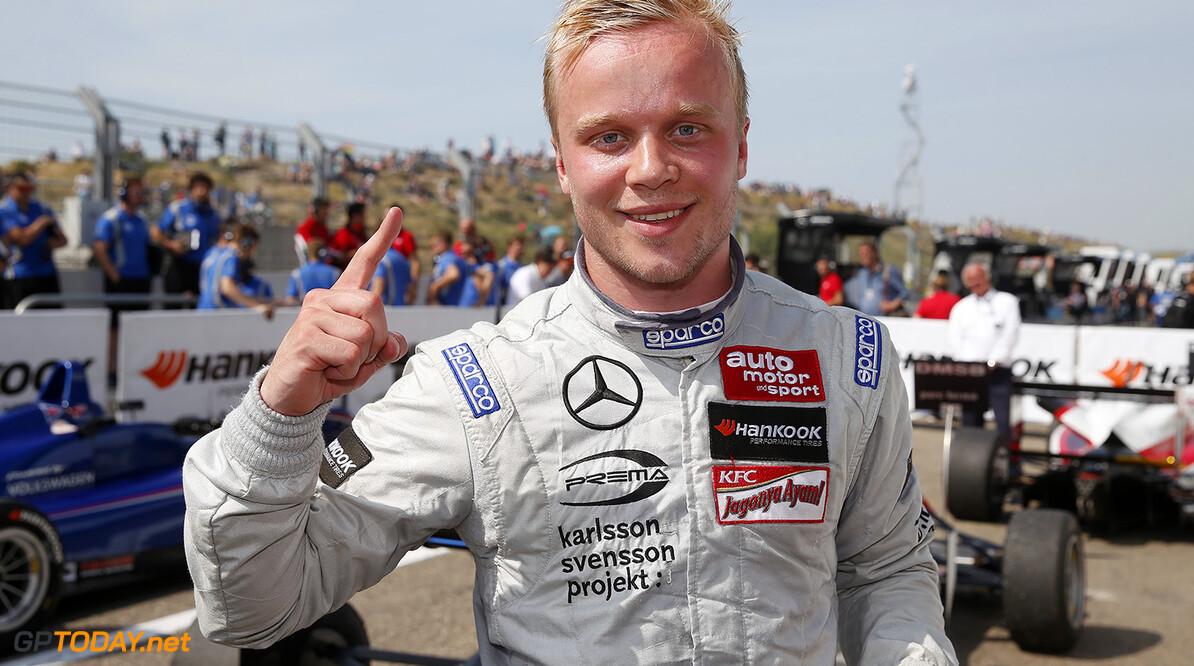 Williams Moet Felix Rosenqvist In Overweging Nemen