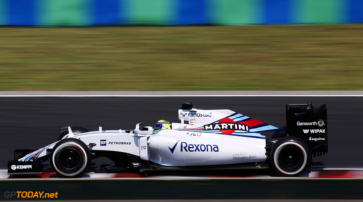Hungaroring, Budapest, Hungary.