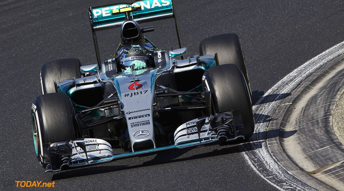 Rosberg to use final engine in first free practice