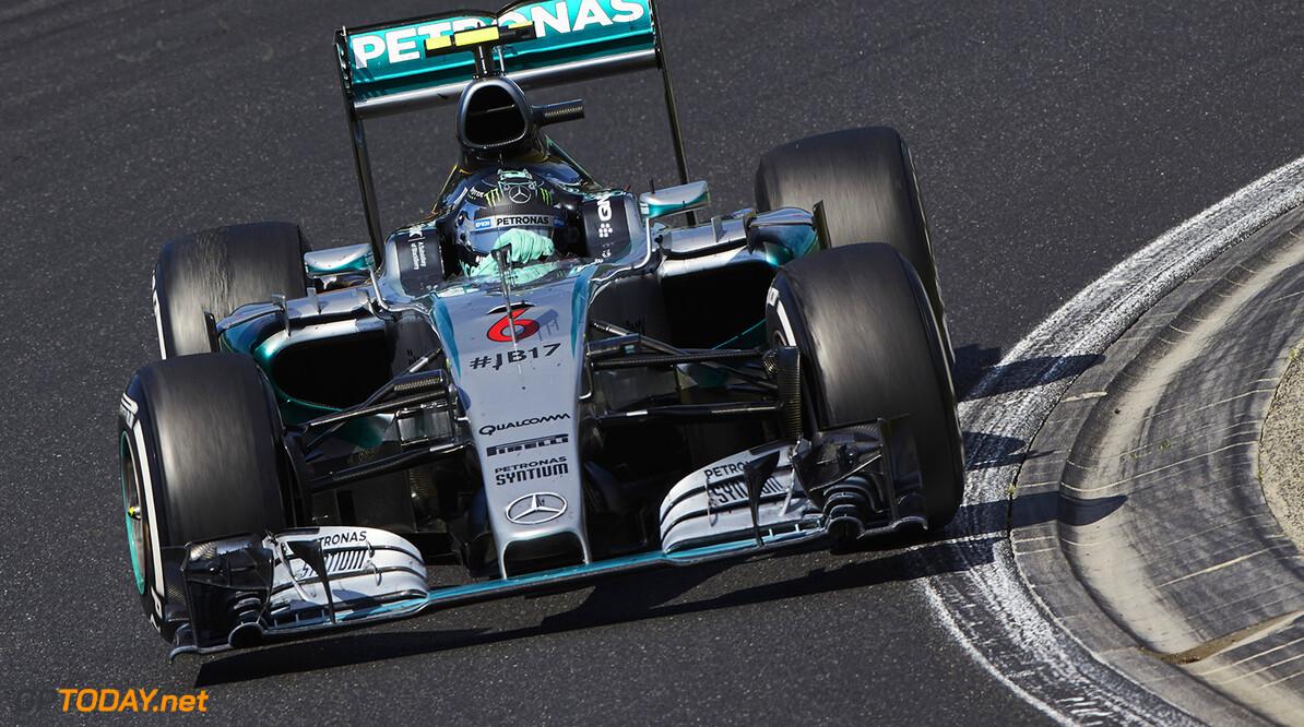 Rosberg wint Mexicaanse Grand Prix, Verstappen negende