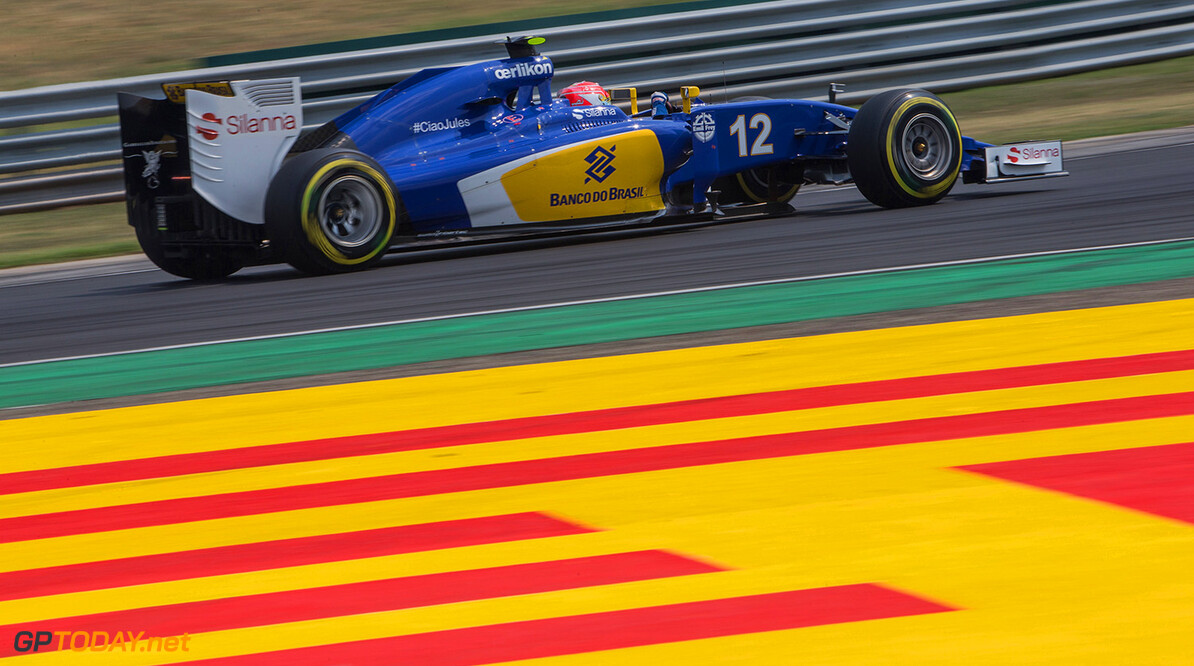 Nasr says Williams link was just 'speculation'