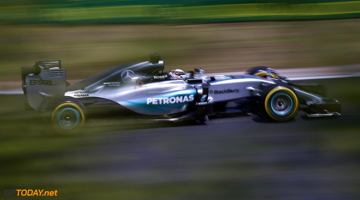 Qualifying: Hamilton P1