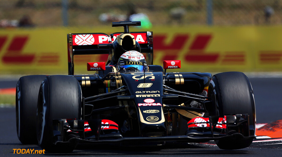 Lotus expects more rumours in Spa paddock