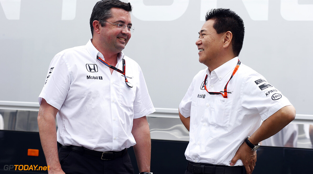 McLaren wants Honda to replace F1 chief Arai