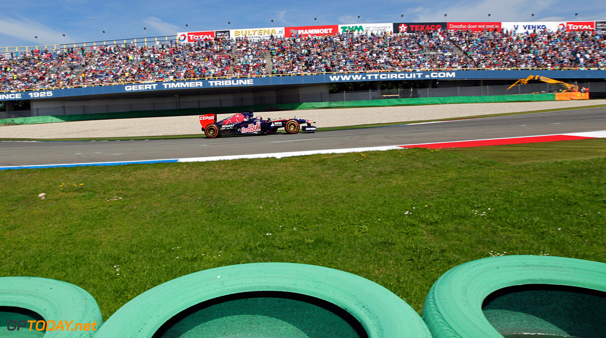 Max Verstappen sceptisch over F1-race op Assen