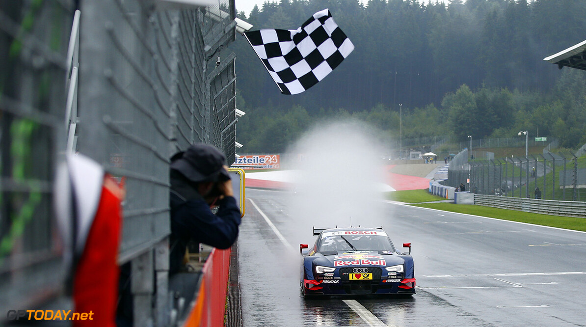 #5 Mattias Ekstrom, Audi RS5 DTM