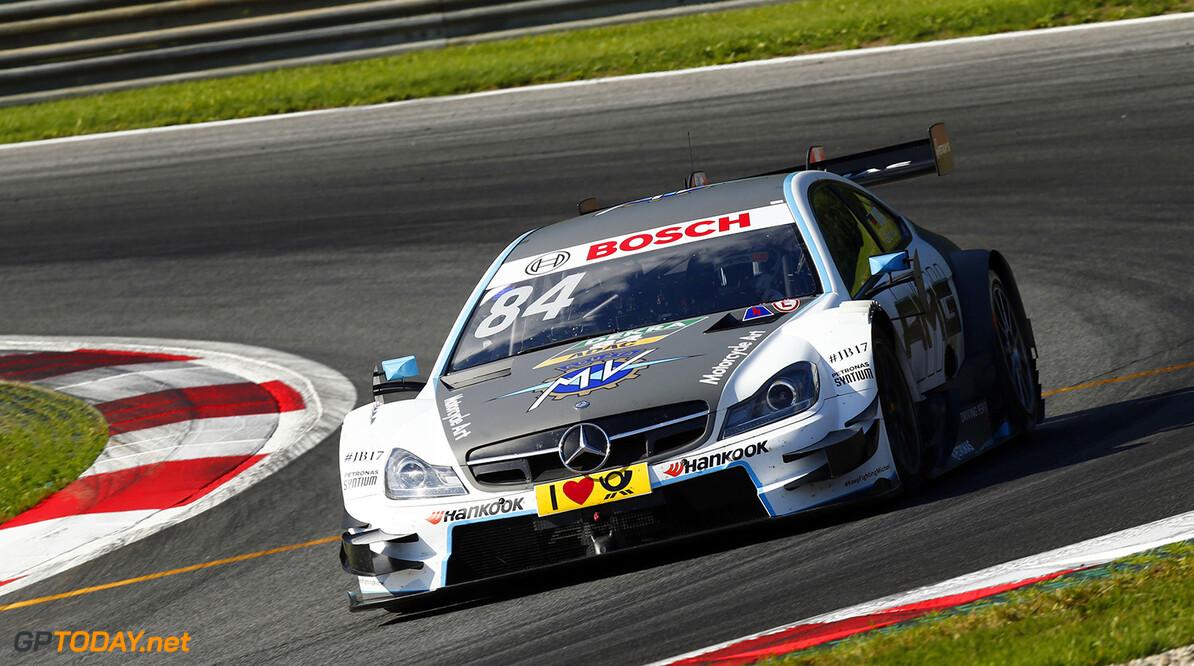 #84 Maximilian Gotz, Mercedes-AMG C 63 DTM