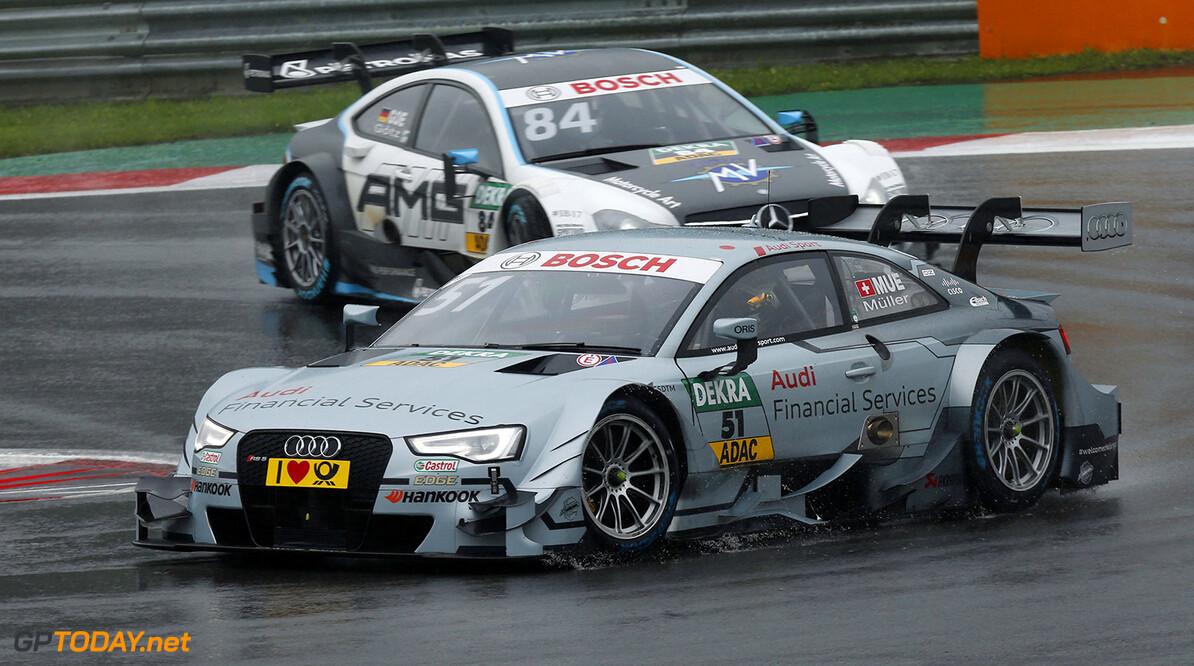 #51 Nico Muller, Audi RS5 DTM, #84 Maximilian Gotz, Mercedes-AMG C 63 DTM