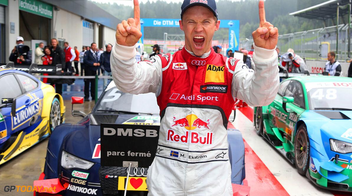 DTM Noris #5 Mattias Ekstrom, Audi RS5 DTM Motorsports: DTM race Spielberg, Red Bull Ring Juergen Tap / ITR Spielberg Austria  Motorsport - motor sport Partner01