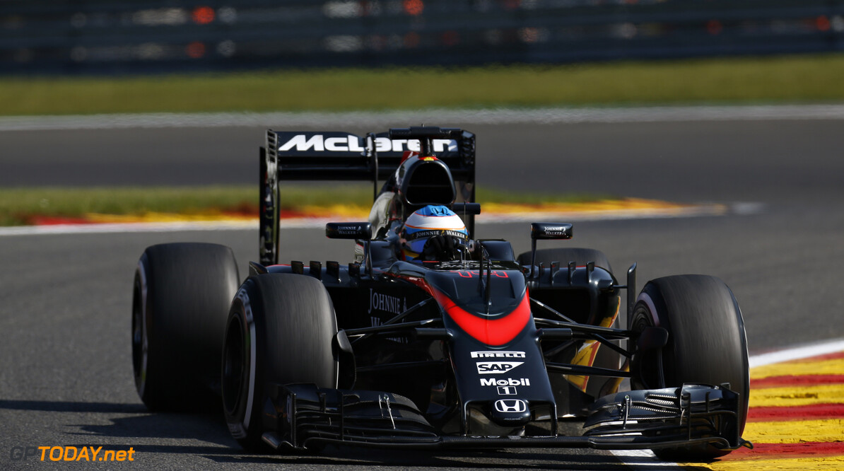McLaren 'second best chassis on the grid' - Alonso
