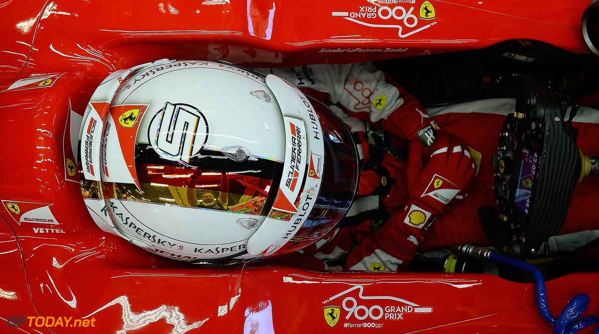Vettel wrong to criticise Pirelli - Jordan