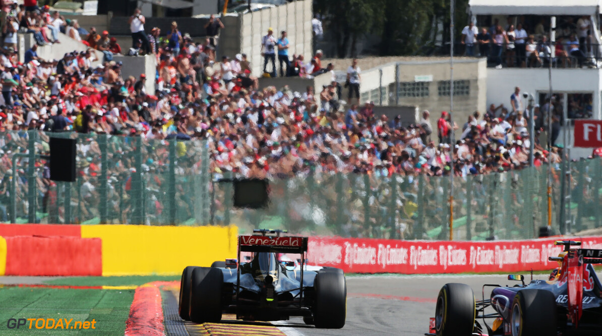 Lotus detained at Spa as Renault decision still looms