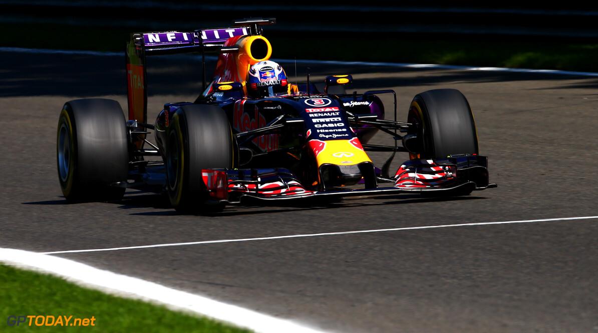 Omvang van grid penalty's Red Bull Racing bekend