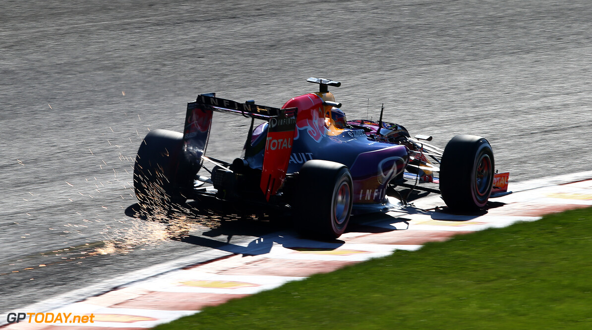 'No reason' to change our lineup for 2016 - Red Bull