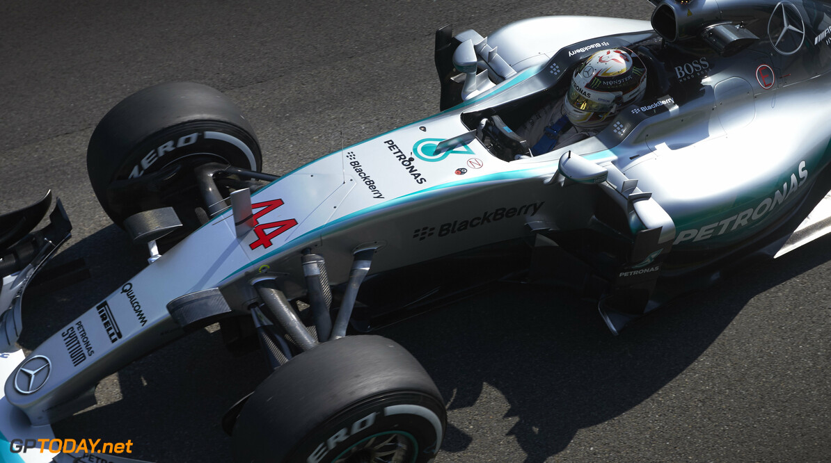 I have improved in a number of areas - Hamilton