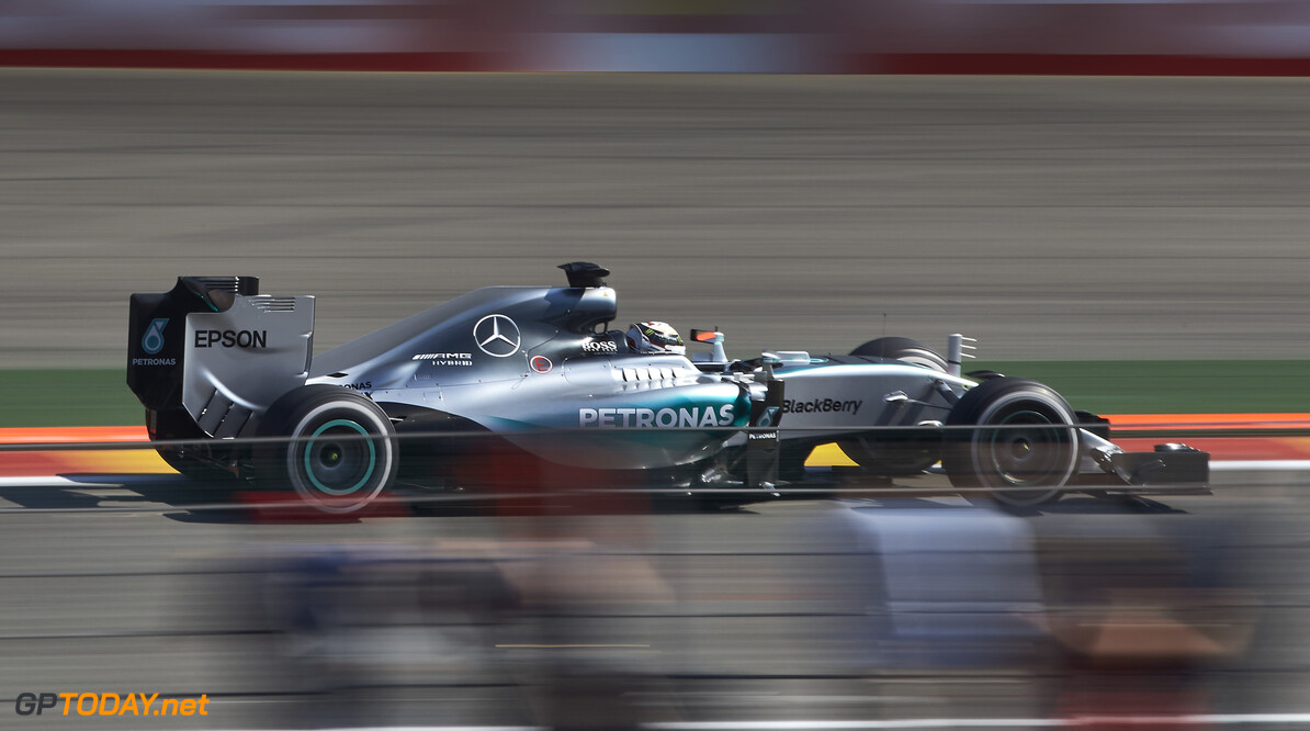 FP1: Mercedes in a league of their own at Monza
