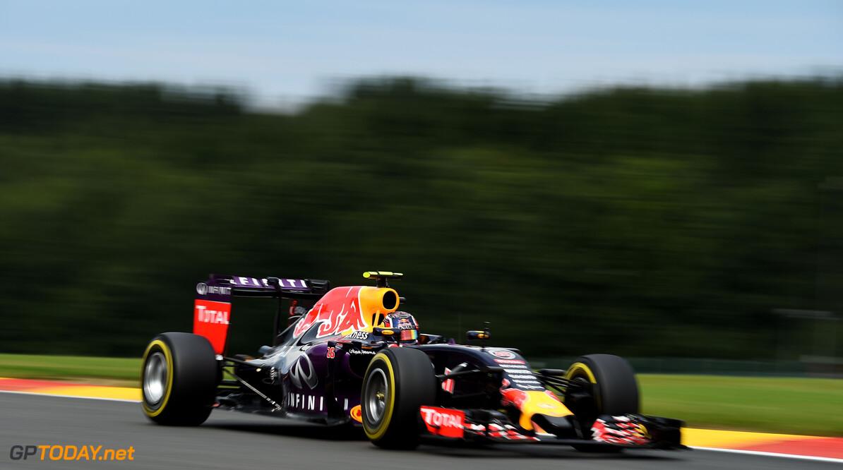 Red Bull Racing bevestigt motorwissels voor Monza