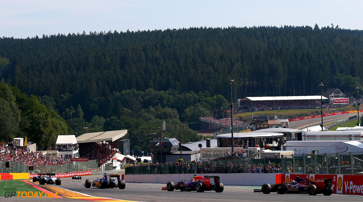 Spa ended protest threat with help from Ecclestone