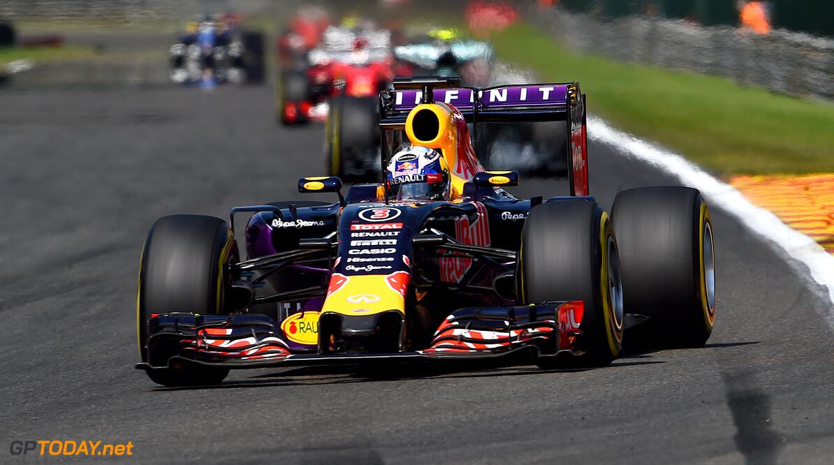 Renault hield concurrenten bij op rechte stukken