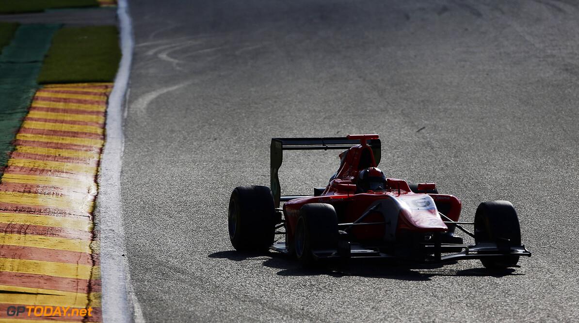 2015 GP3 Series Round 5. Spa-Francorchamps, Spa, Belgium. Friday 21 August 2015. Aleksander Bosak (POL, Arden International). Photo: Zak Mauger/GP3 Series Media Service. ref: Digital Image _L0U0420   Zak Mauger    Practice action