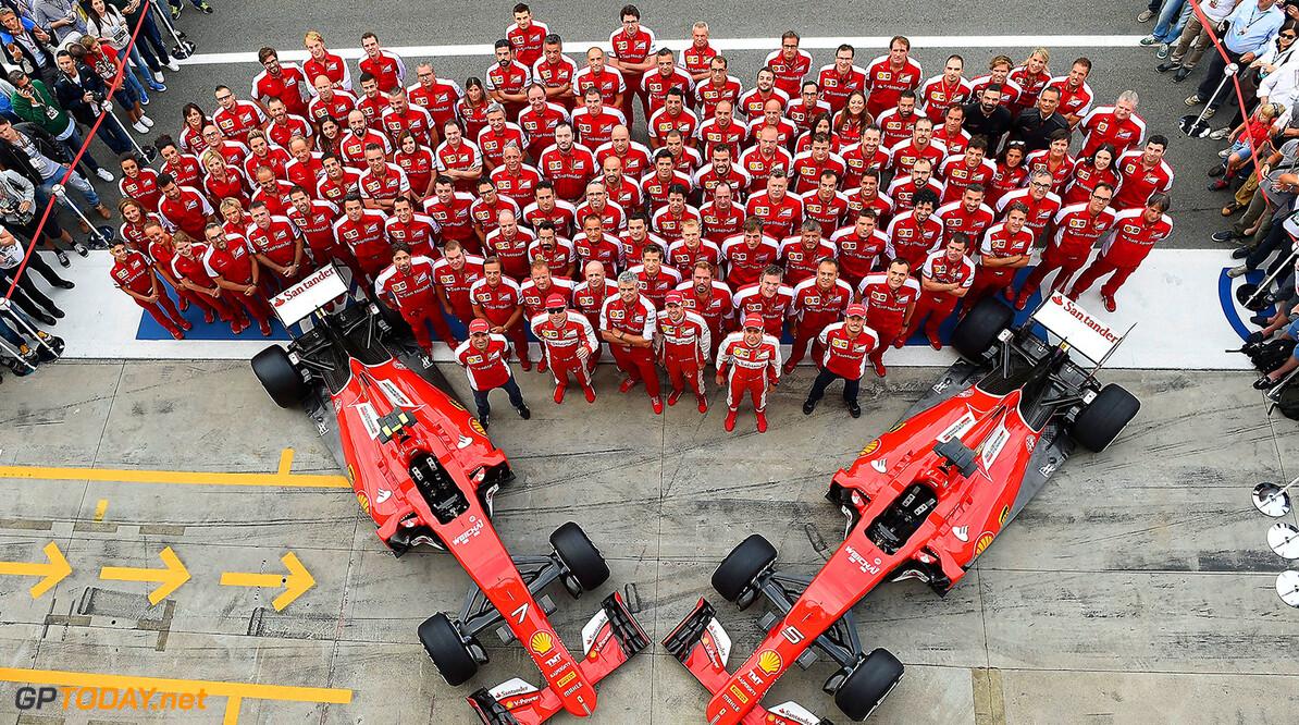 Ferrari meest waardevolle team in de Formule 1