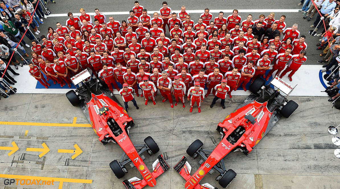 Arrivabene - Ferrari to Sustain 2015 development