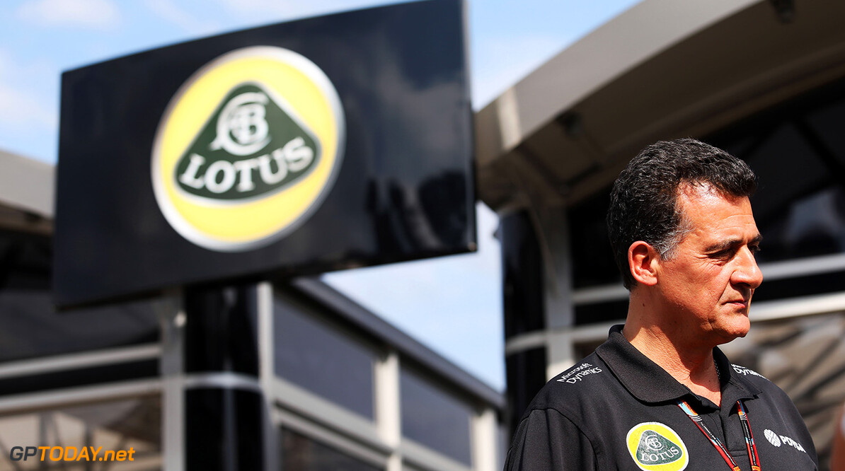 Lotus waiting for final approval from Renault - Gastaldi