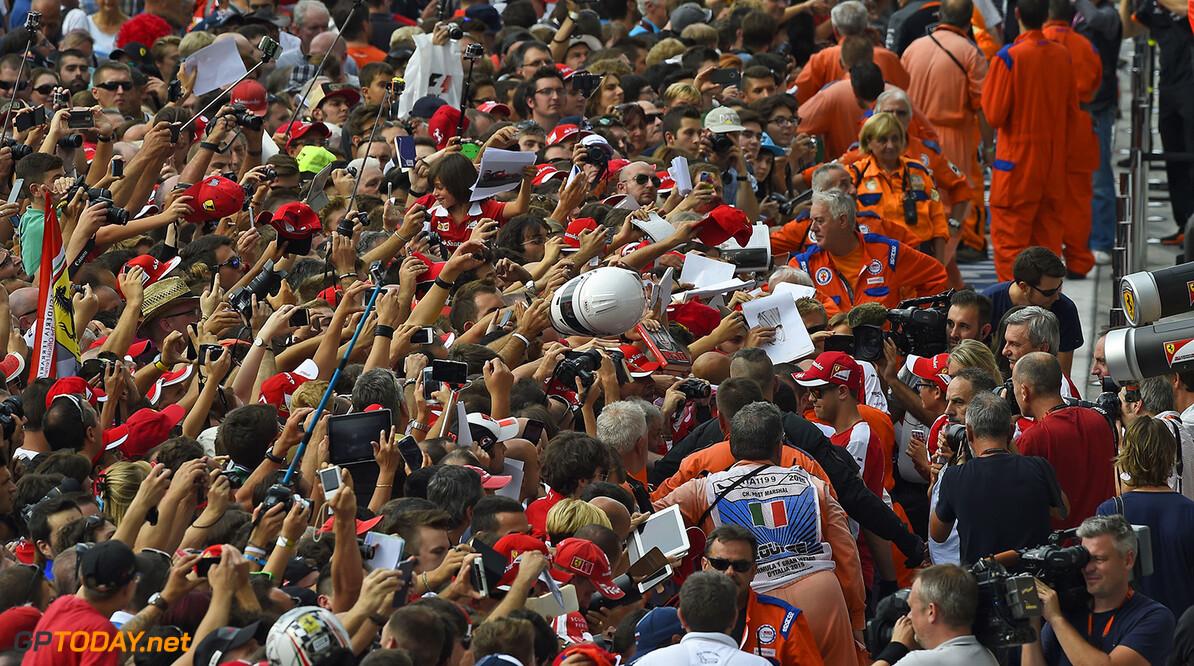 GP ITALIA F1/2015  MONZA (ITALIA)  (C) FOTO STUDIO COLOMBO PER FERRARI MEDIA ((C) COPYRIGHT FREE) GP ITALIA F1/2015  (C) FOTO STUDIO COLOMBO MONZA ITALIA