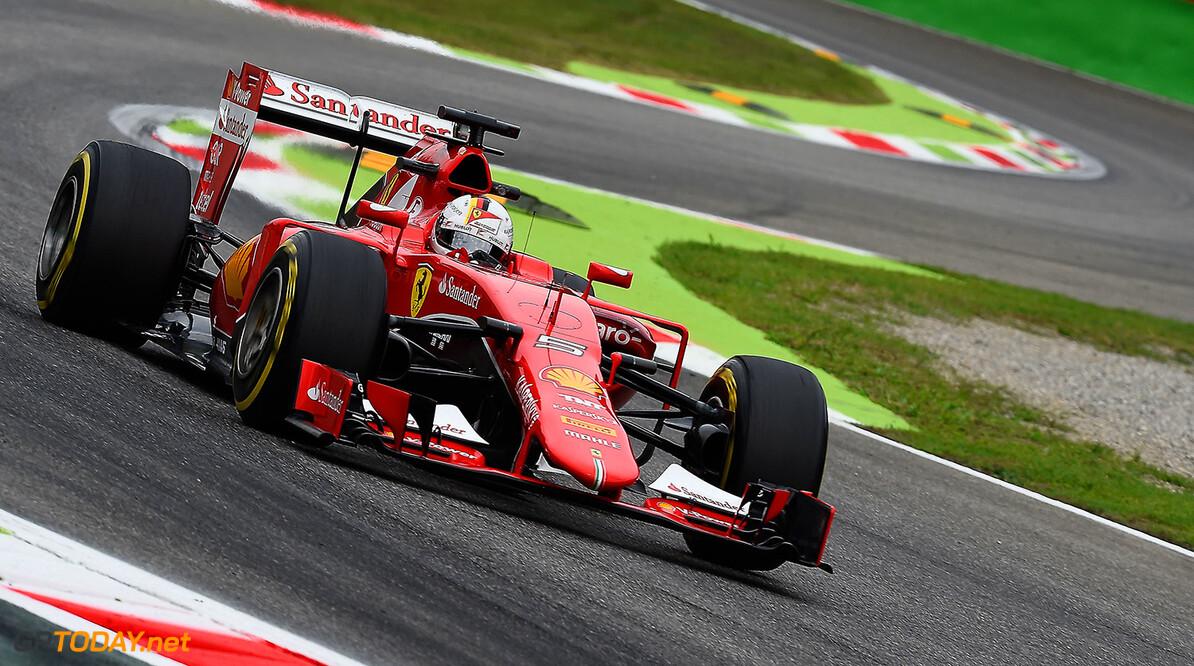 """Vettel boos: """"Je kunt Monza niet van de kalender halen om geld redenen"""""""