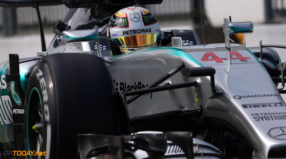 Lewis Hamilton wins the Italian Grand Prix, but is under investigation