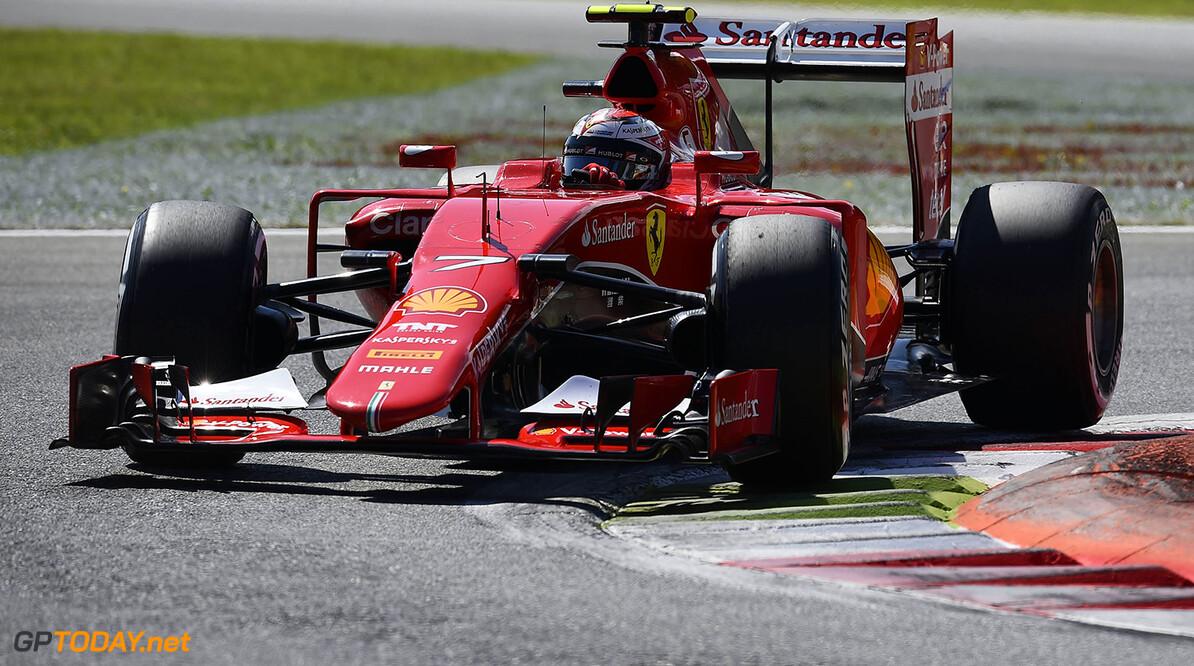 Raikkonen practiced 100 starts after Monza glitch