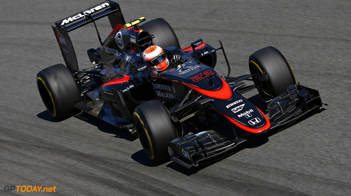 Button already 'excited' for 2017 after 2016 confirmation