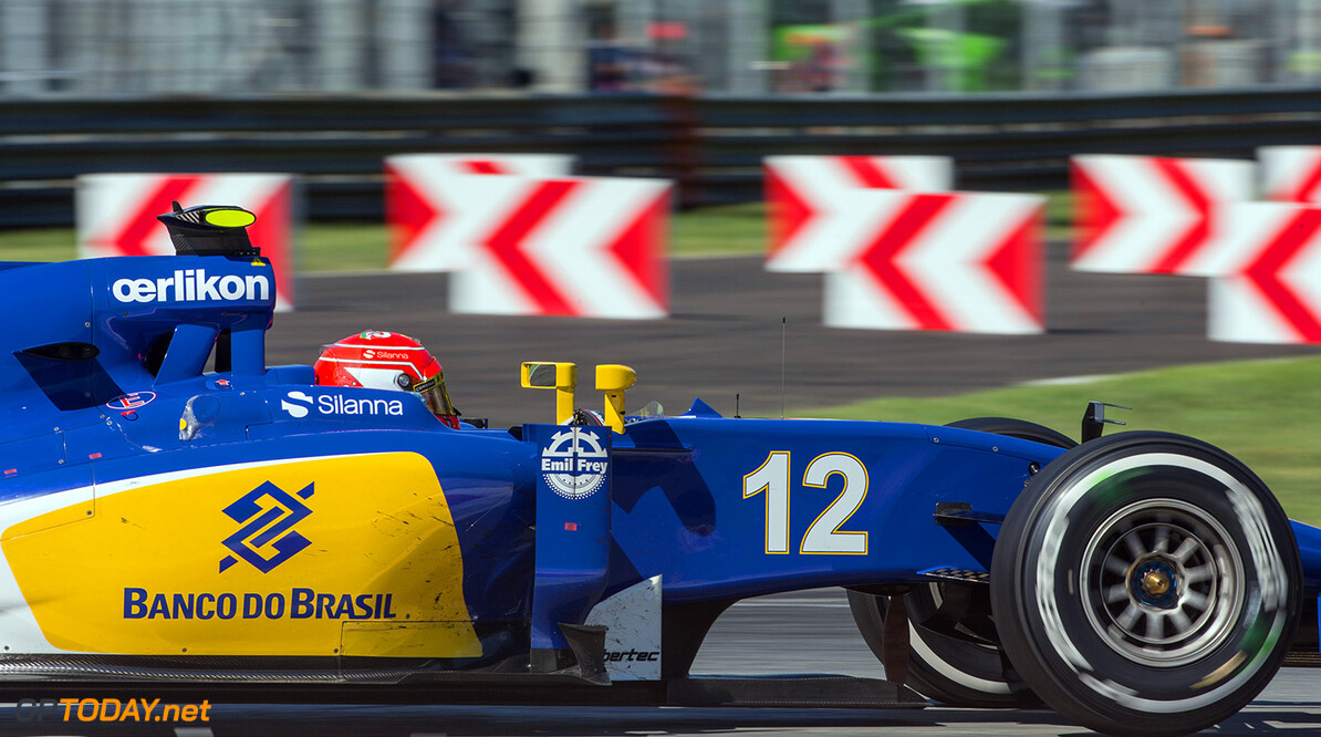 Nasr determined to beat Ericsson with own approach