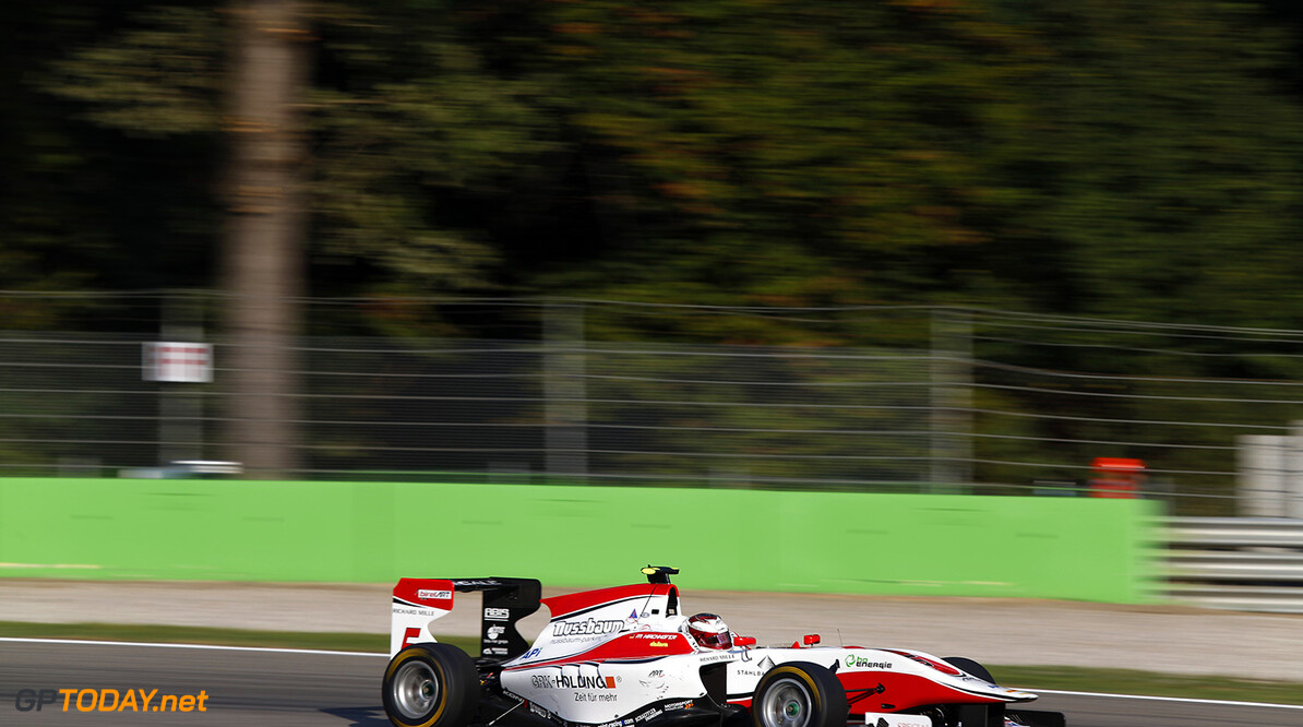 2015 GP3 Series Round 6. Autodromo di Monza, Italy. Friday 4 September 2015. Marvin Kirchhofer (GER, ART Grand Prix)  Photo: Sam Bloxham/GP3 Series Media Service. ref: Digital Image _SBL1478  Sam Bloxham    Practice action