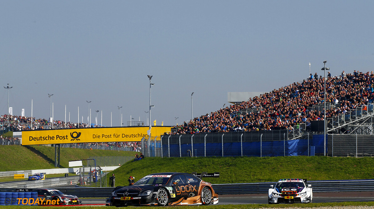 #94 Pascal Wehrlein, Mercedes-AMG C63 DTM