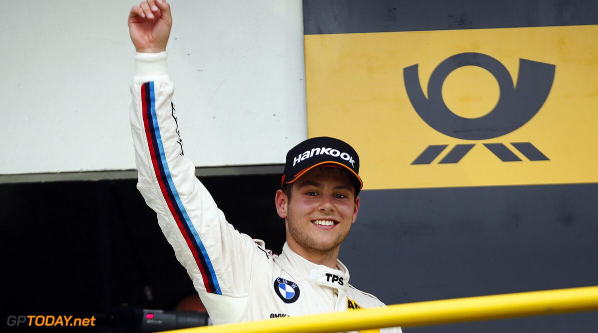 #31 Tom Blomqvist, BMW M4 DTM