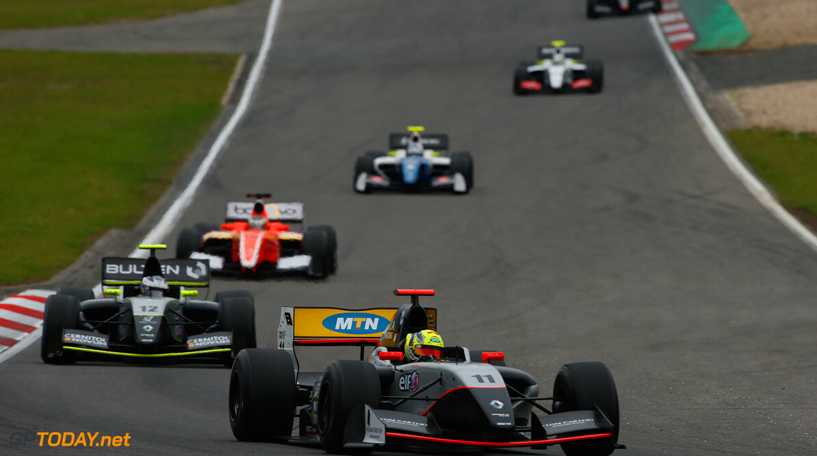 11 ELLINAS Tio (CYP) Strakka Racing (GBR) action during the 2015 World Series by Renault from September 10 to 13th  2015, at Nurburgring, Germany. Photo Florent Gooden / DPPI. AUTO - WSR NURBURGRING 2015 Florent Gooden Nurburgring Allemagne  2.0 2015 ALLEMAGNE AUTO CAR CHAMPIONNAT Europe FORMULA RENAULT FORMULES FR FR 3.5 MONOPLACE MOTORSPORT RENAULT SPORT Race Sport UNIPLACE VOITURES WORLD WORLD SERIES BY RENAULT WSR series
