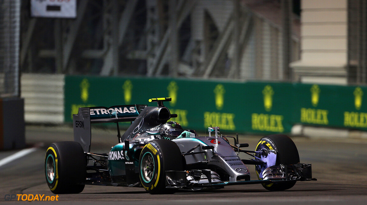 Suzuka could be 'business as usual' for Mercedes