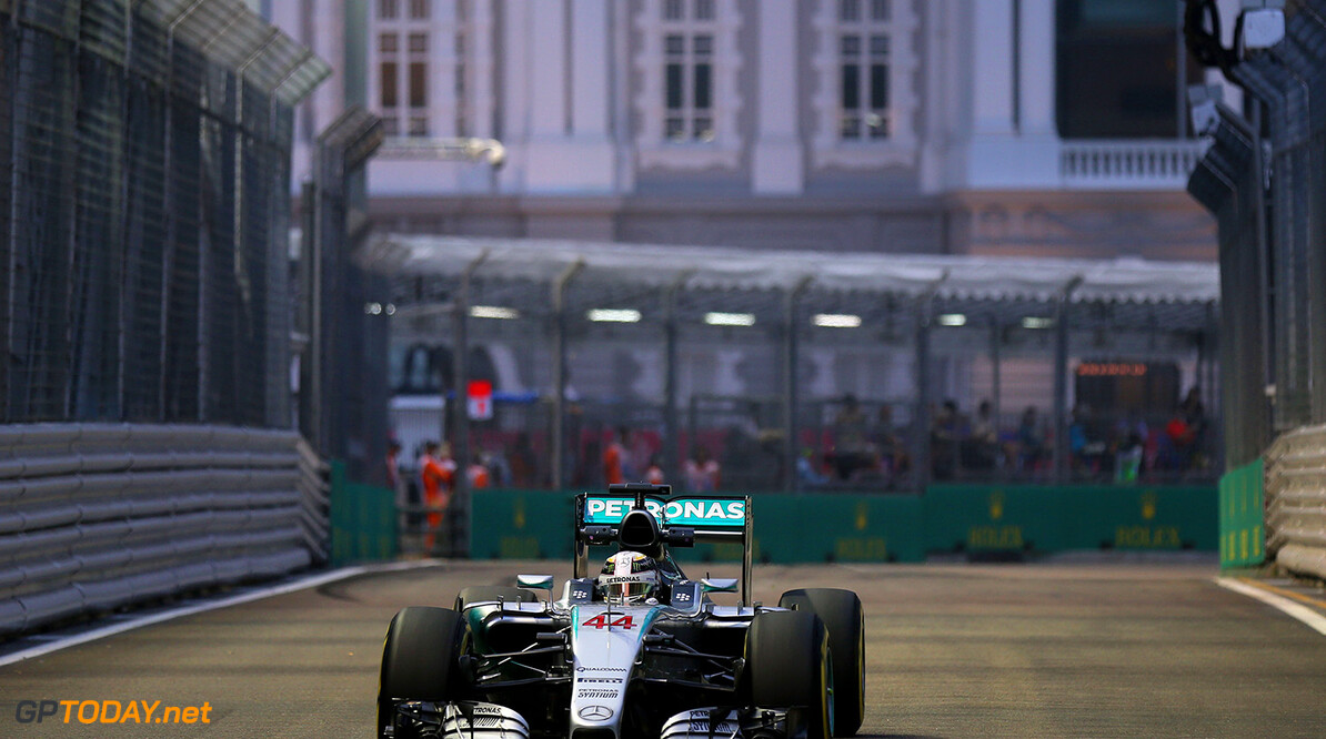 Hamilton dismisses Singapore conspiracy theories