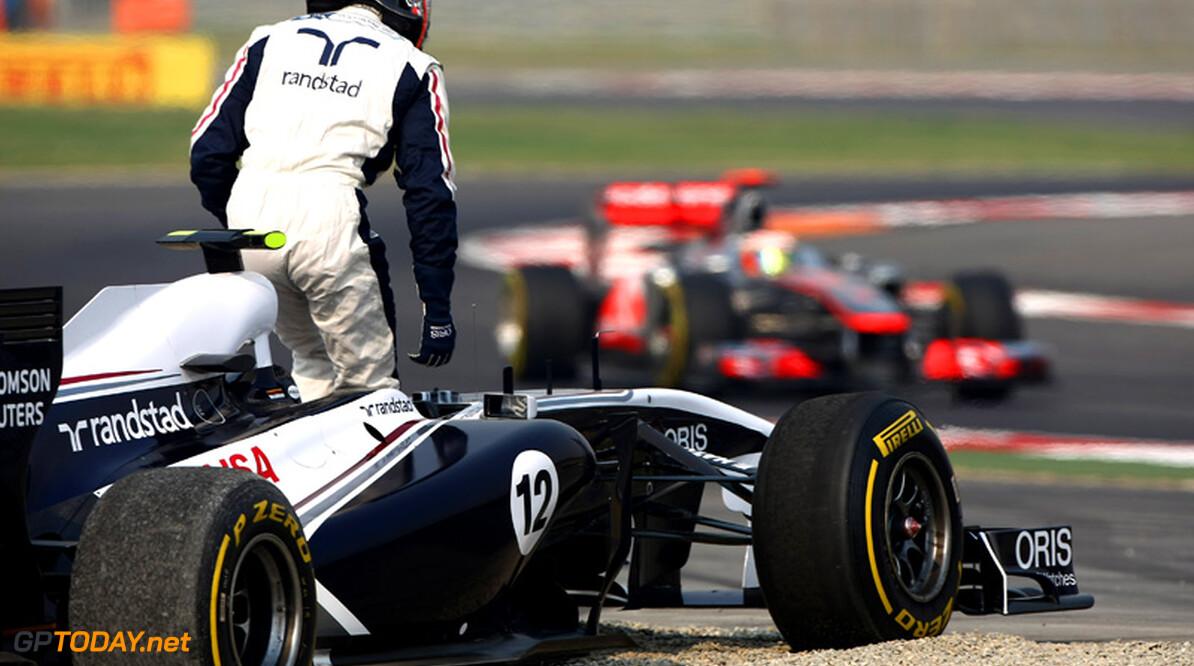 Maldonado ontvangt grid penalty voor Abu Dhabi na motorwissel